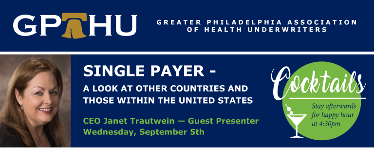 GPAHU CE Sept 05th 2018 - Single Payer